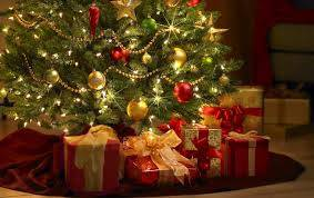 Tis the season to be merry. . . but what if you don't want to be?  How does a court decide who gets the Christmas gifts?