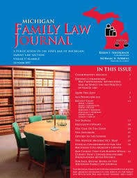 When Circumstances Change - Michigan Family Law Journal