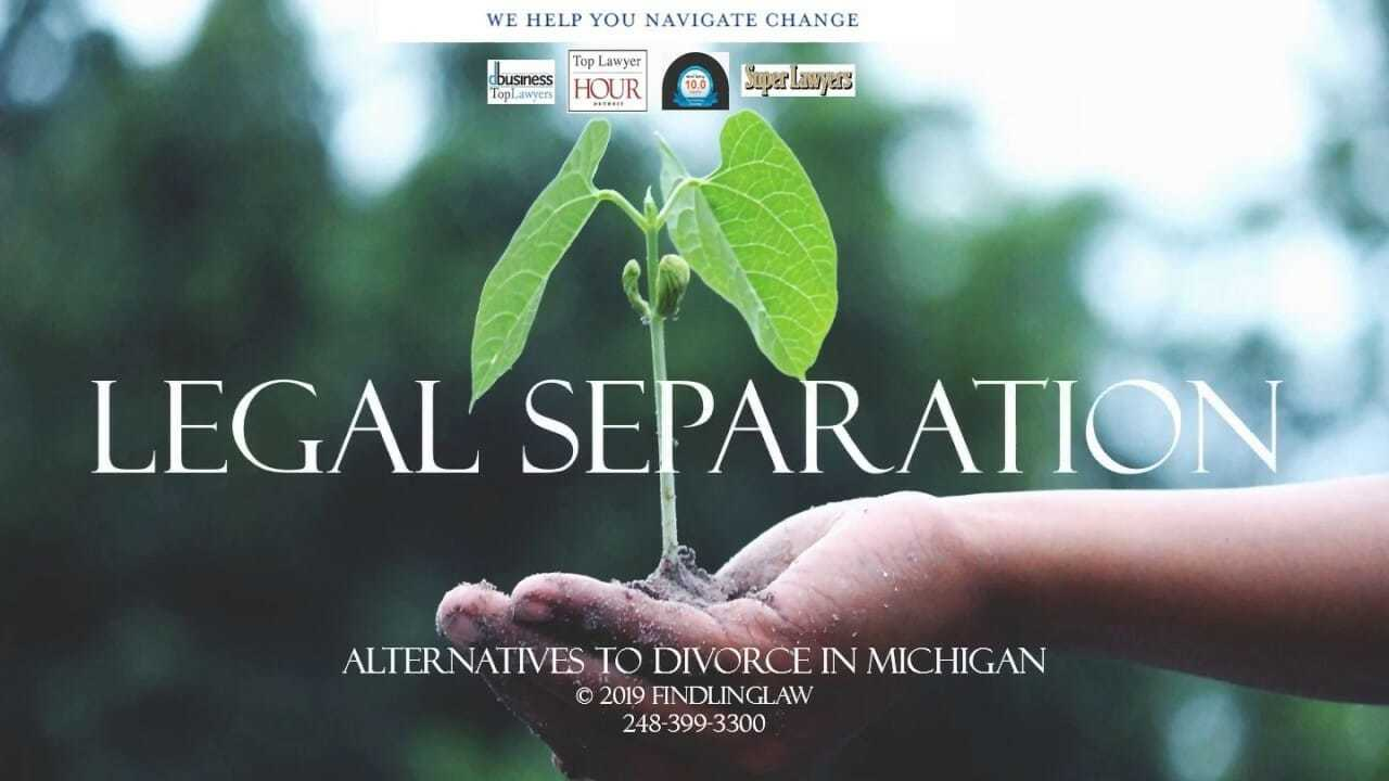 Legal Separation in Michigan
